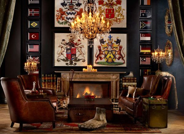 20 Creative And Inspiring Eclectic Vintage Room Designs By Timothy Oulton Vintage Interior Design Vintage Room Home Interior Design