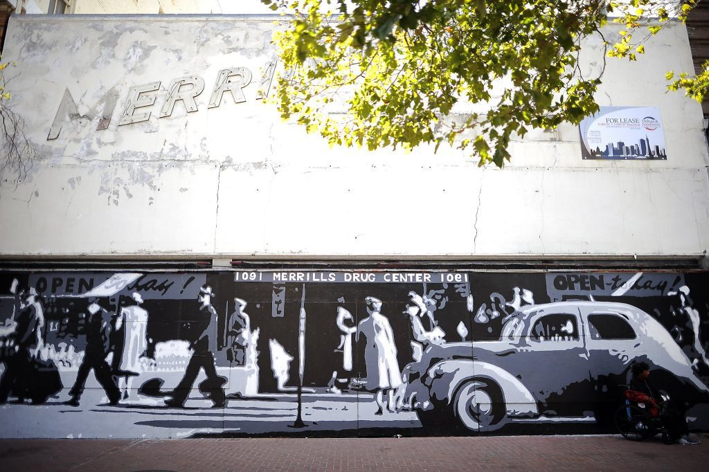 """I thought you might be interested in """"Walking the murals of Market Street"""" from San Francisco Chronicle:"""