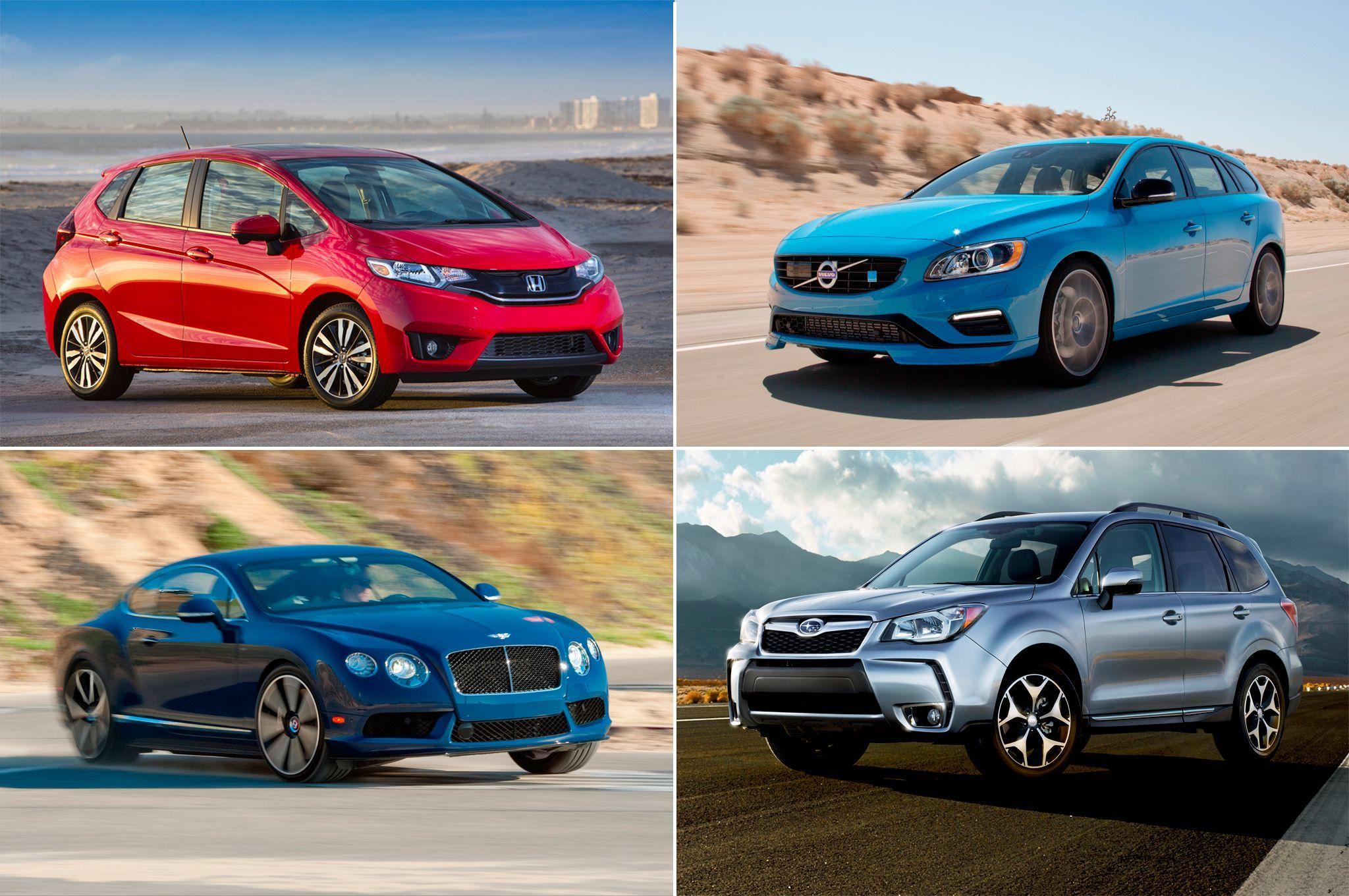 12 cars with unexpected performance hondahr v suv s pinterest rh pinterest com