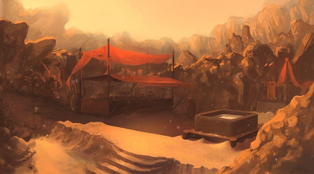 FANTSY DESERT CITY   Similar Galleries: Fantasy Desert City ...