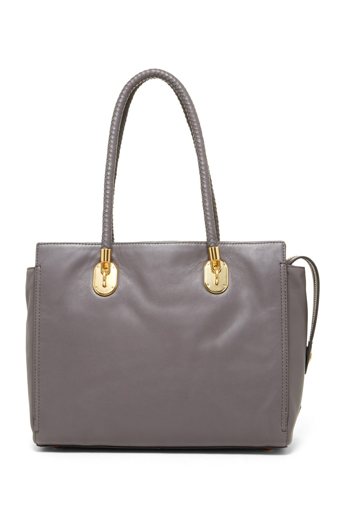 ba342984fee3 Benson II Leather Work Tote | Products | Work tote, Cole haan, Leather