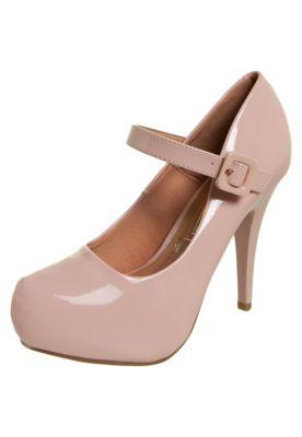 d507f230c6 Scarpin Vizzano Boneca Rosa - Compre Agora | Dafiti | High heels ...