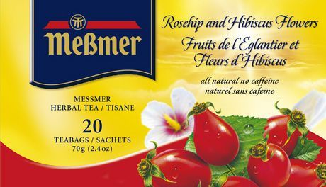 Messmer Rosehip And Hibiscus Flowers Herbal Tea In 2019 Products