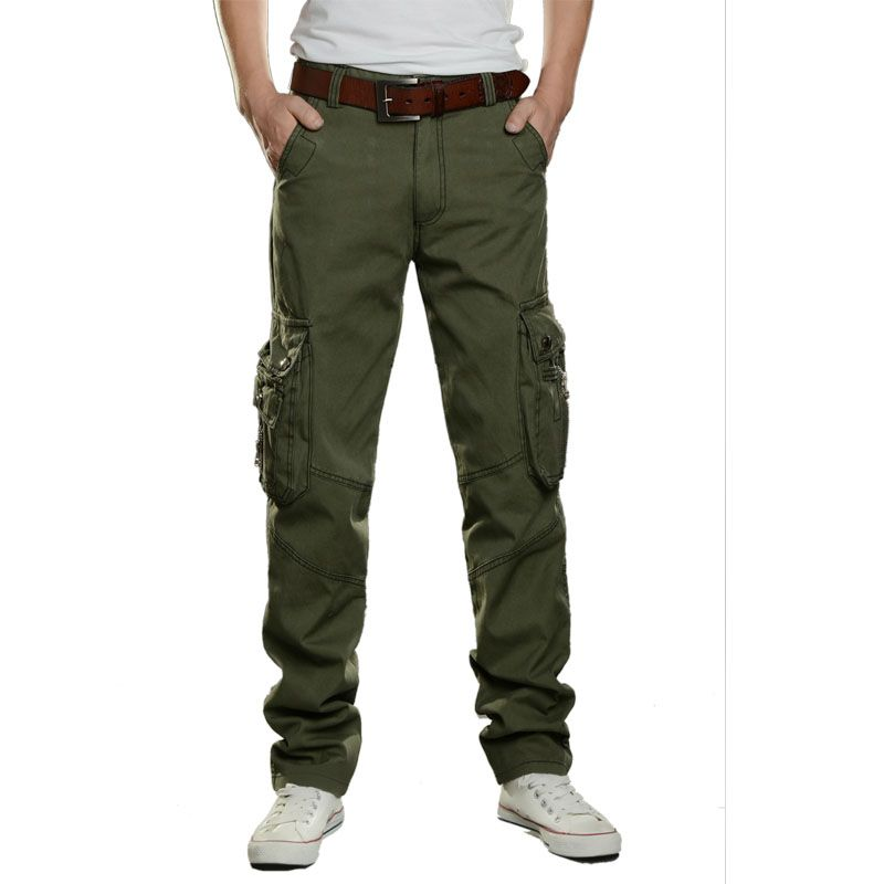 88ad79c359f Camouflage · New Brand Mens Military Cargo Camouflage Pants Multi Pockets  Baggy Men Pants Casual Tactical Trousers Overalls