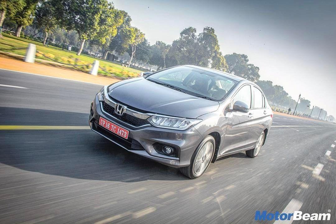 Say hello to the new HondaCity. MotorBeam India