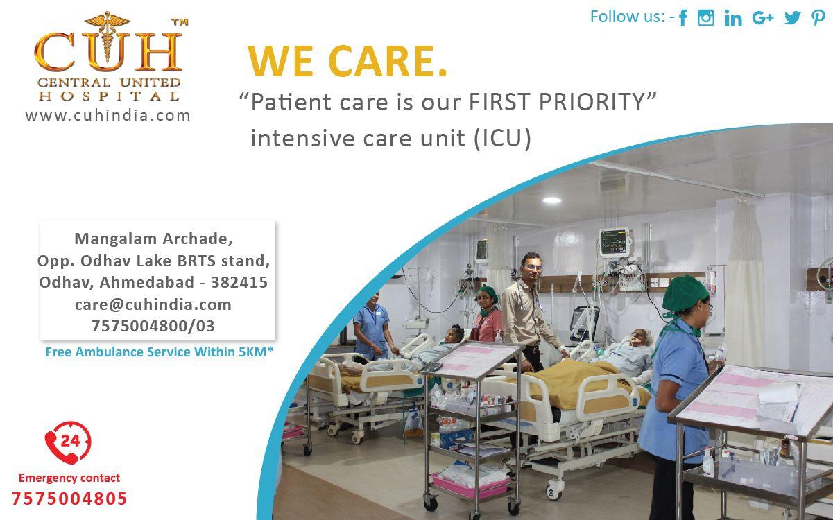 Cuh Intensive Care