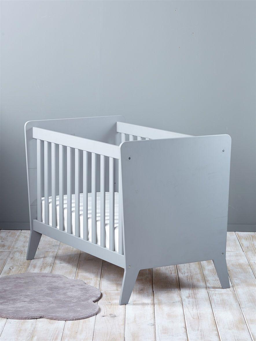 lit b b barreaux la maison vetement et d co. Black Bedroom Furniture Sets. Home Design Ideas
