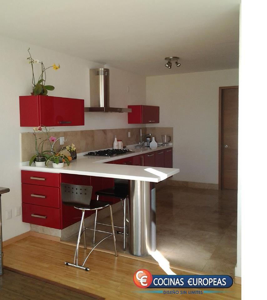 Cocinas Alto Brillo Cocinas Europeas Www Cocinaseuropeas Com Mx  # Muebles Guersan