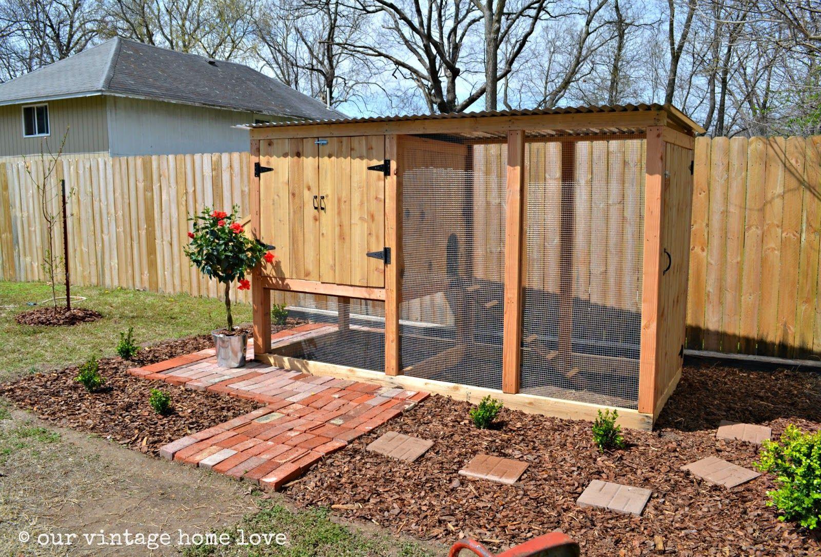 @our vintage home love blog. DIY project April 2013