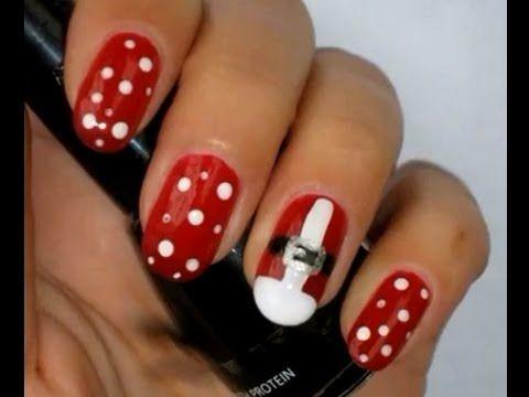 30 christmas nails nail that pinterest 30th christmas nail 30 christmas nails prinsesfo Images