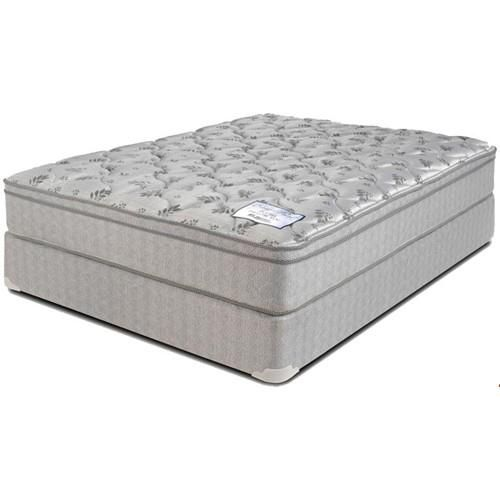 Orion Queen Pillow Top Foam Mattress By A1 Signature Foam