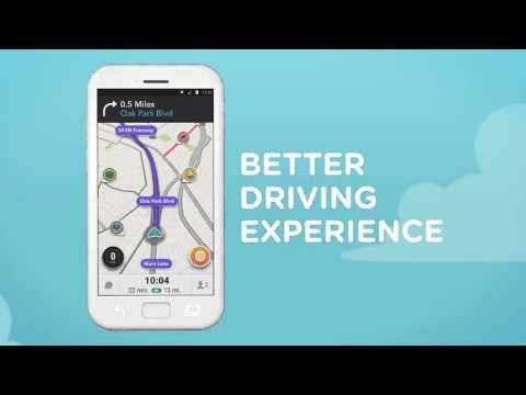 Waze's cleaner and smarter design arrives on Android