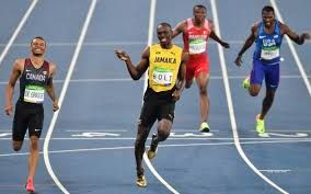 Image result for pictures of Bolt and deGrasse