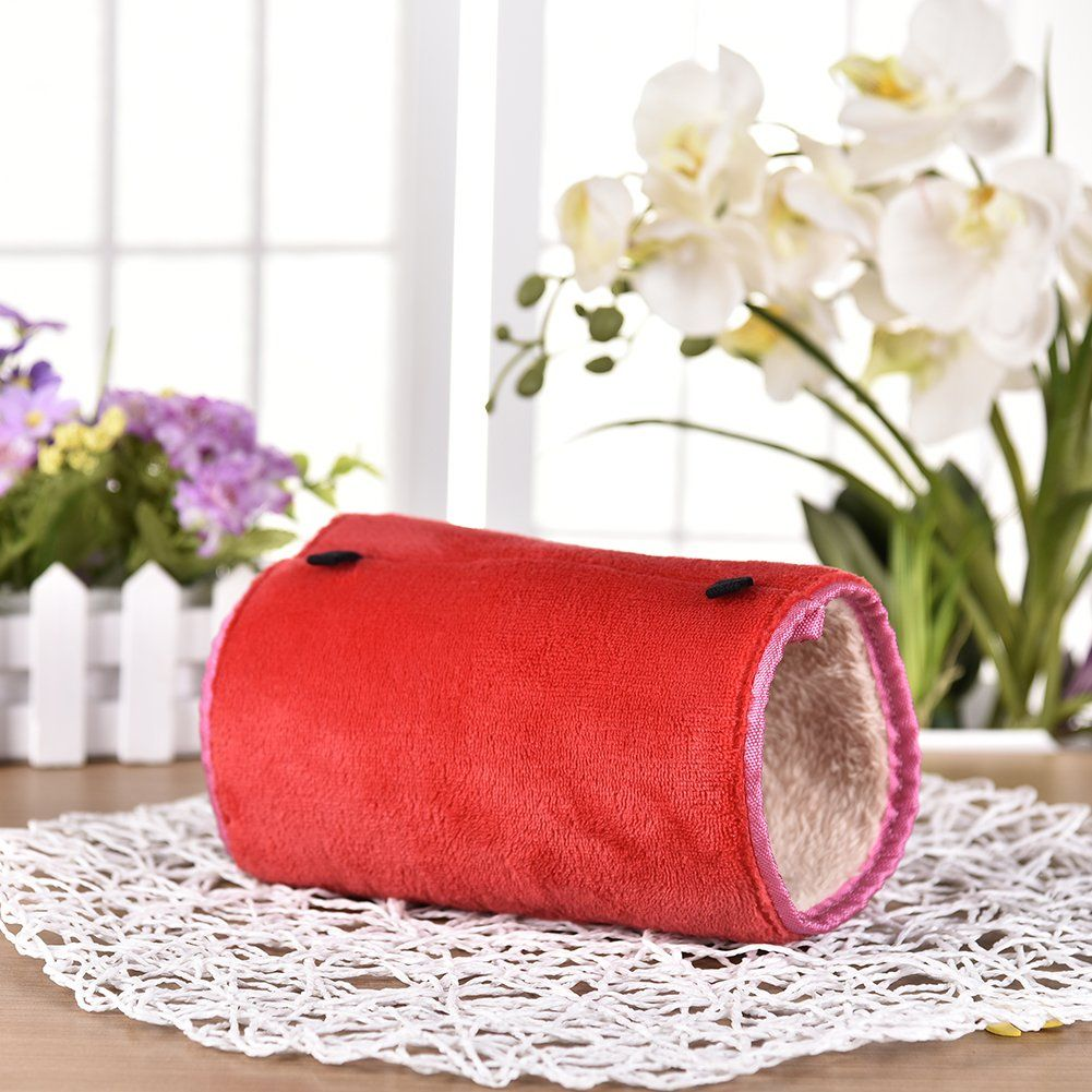 foerteng small animal warm hammock hamster hanging toy bed house pet rh pinterest com