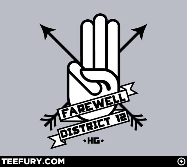Farewell District 12 Hunger Games 3 Pinterest Hunger Games