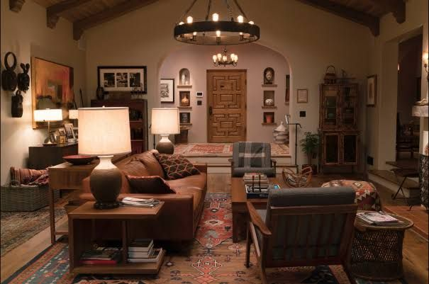 Robert And Sol's House- Grace And Frankie