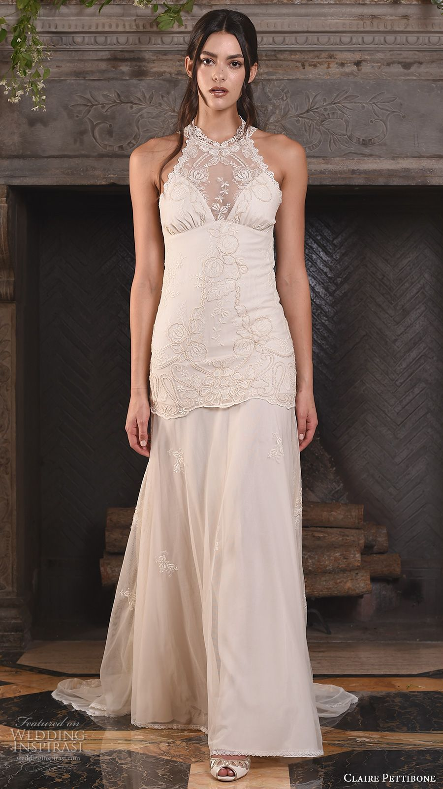 fall bridal party pictures%0A Claire Pettibone Fall      Wedding Dresses  u      u   cThe Four Seasons u   d Couture  Bridal Collection