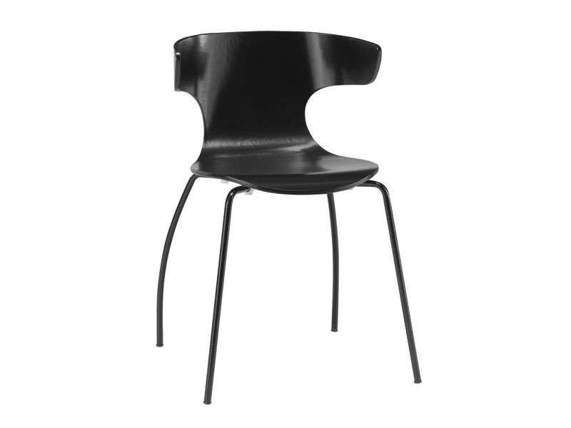 chaise cargo coloris noir vente de