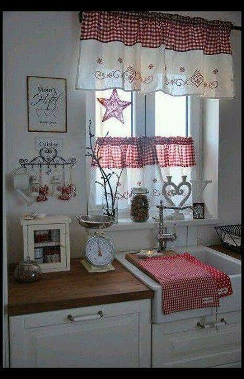 20 shabby chic kitchen designs to inspiring your small house decor rh in pinterest com