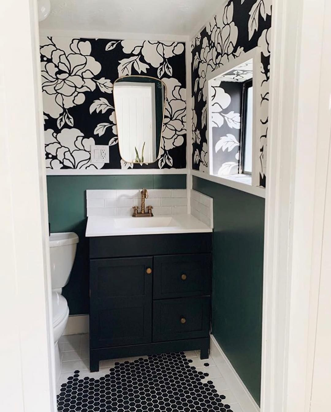 diy bathroom remodel  green paint colorclare called