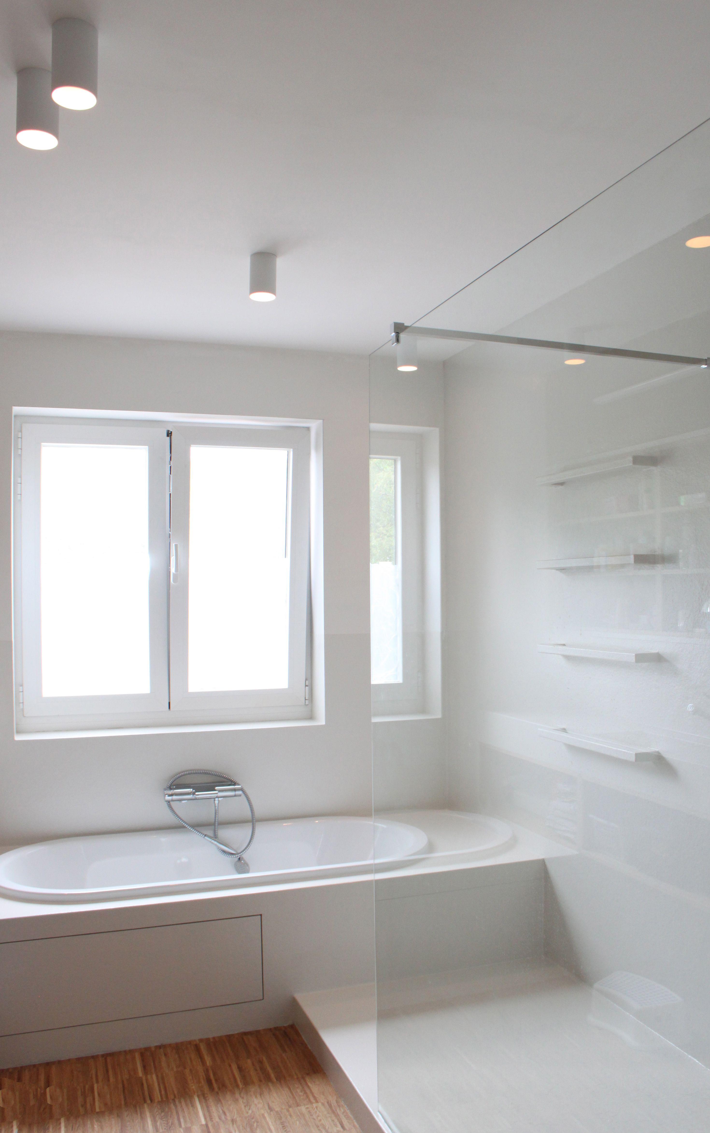 studio k - inrichten badkamer Mechelen 2014 (badkamer, bathroom, eik ...