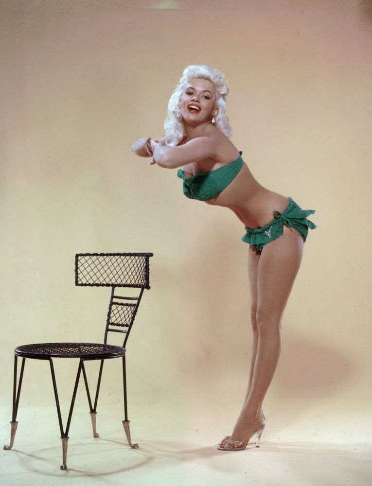 Jane mansfield pin up style beach style pinterest for How many children did jayne mansfield have