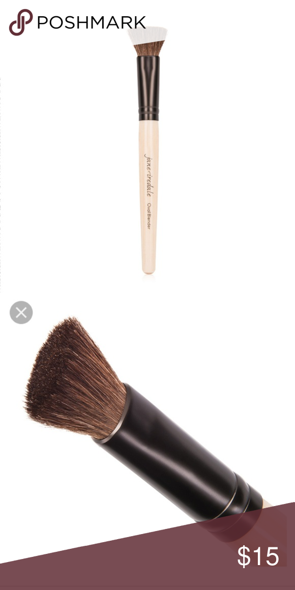 Jane Iredale Oval blender NWT Makeup tools brushes