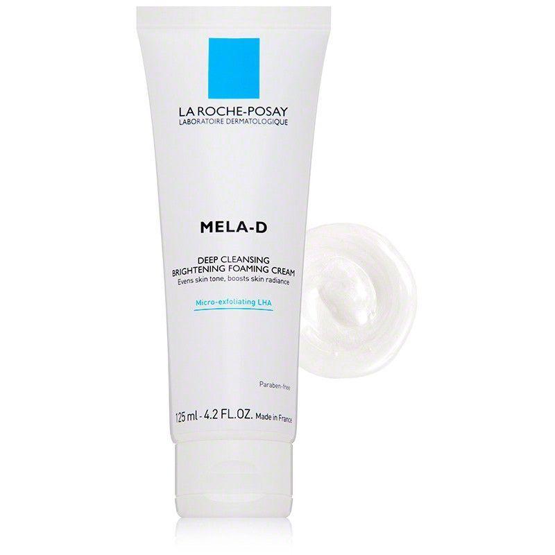 La Roche Posay Mela D Pigment Control Cleanser 4 2 Oz With