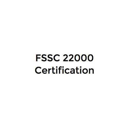FSSC 22000 Certification is help to manage the food safety