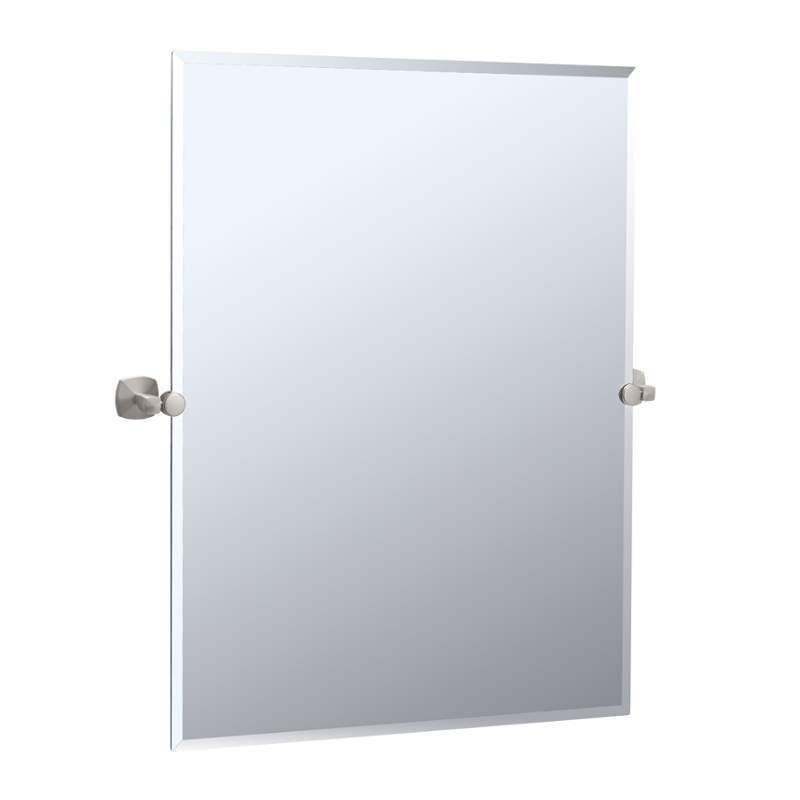 gatco 4159s jewel 23 1 2 w x 31 1 2 h rectangular frameless wall rh pinterest co uk