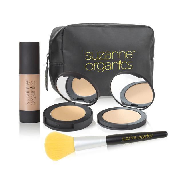 SUZANNE Organic Cosmetics Best Organic Makeup Brands