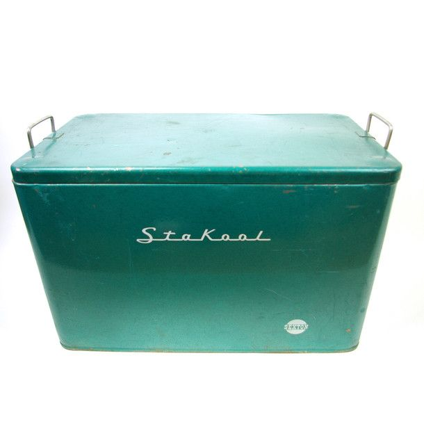 Stakool Cooler - sweet retro cooler for the man cave