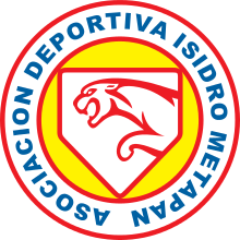 A D Isidro Metapan Metapan Soccer Logo Football Logo