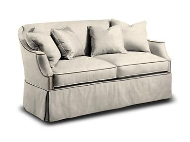 shop for hickory chair eton short sofa 320 72 and other living rh pinterest com