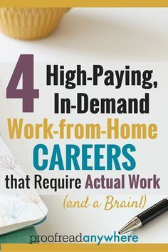 5 Ways to Work from Home (Brain *IS* required)