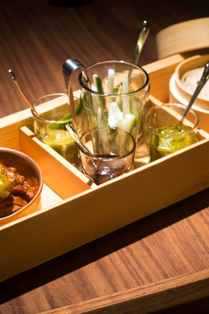Indian Accent Has a Cosmopolitan Twang | Roast lamb, Chutney and Lambs