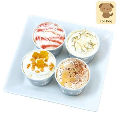 店舗受取予約商品 犬用ケーキ ピカソルプロデュース クリスマスチーズケーキ 4個セット イオンペット Aeon Pet 公式通販サイト ペット用品 ペットフード販売専門店 食べ物のアイデア ペットフード ドッグフード