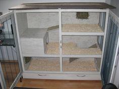 baubericht von alexandra innenansicht des kaninchenk figs perrine f r den selbstbau nice. Black Bedroom Furniture Sets. Home Design Ideas