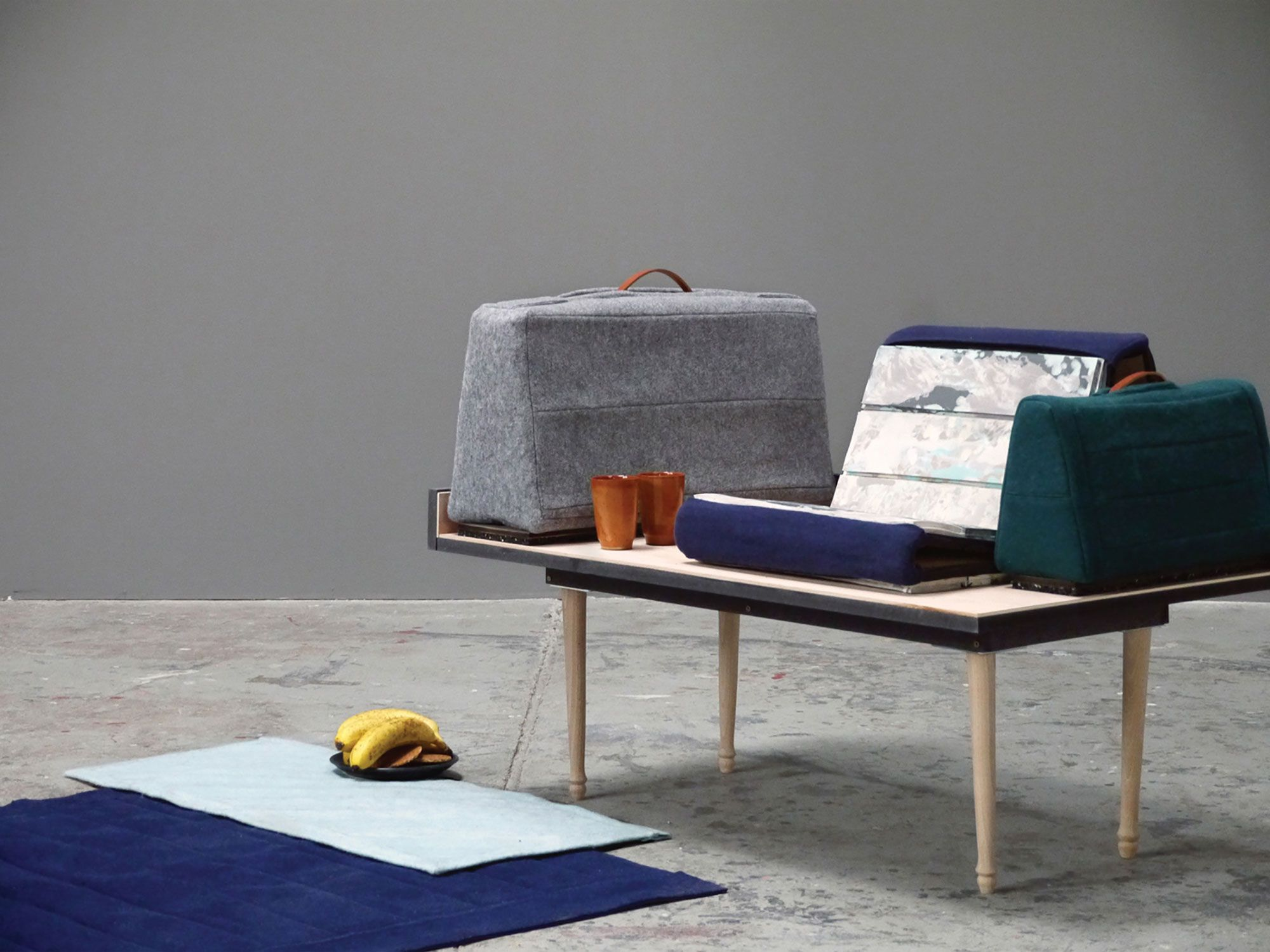 Reader Submitted Le Stylobate A Modular Furniture