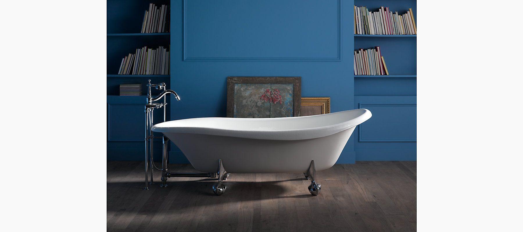 6 Foot Freestanding Birthday Bath K 100 Free Standing Bath Bath Kohler