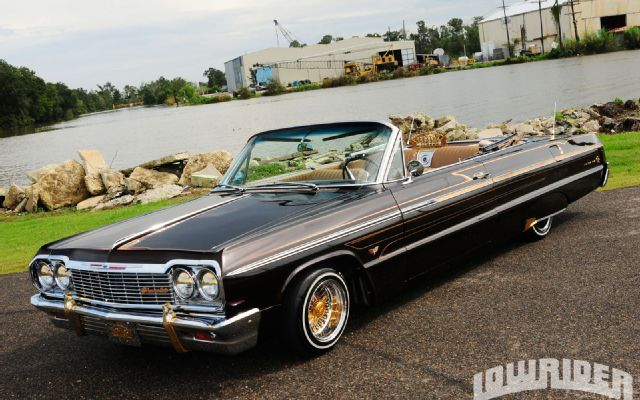 1964 chevrolet impala ss convertible lowrider magazine photo 02 rh pinterest com