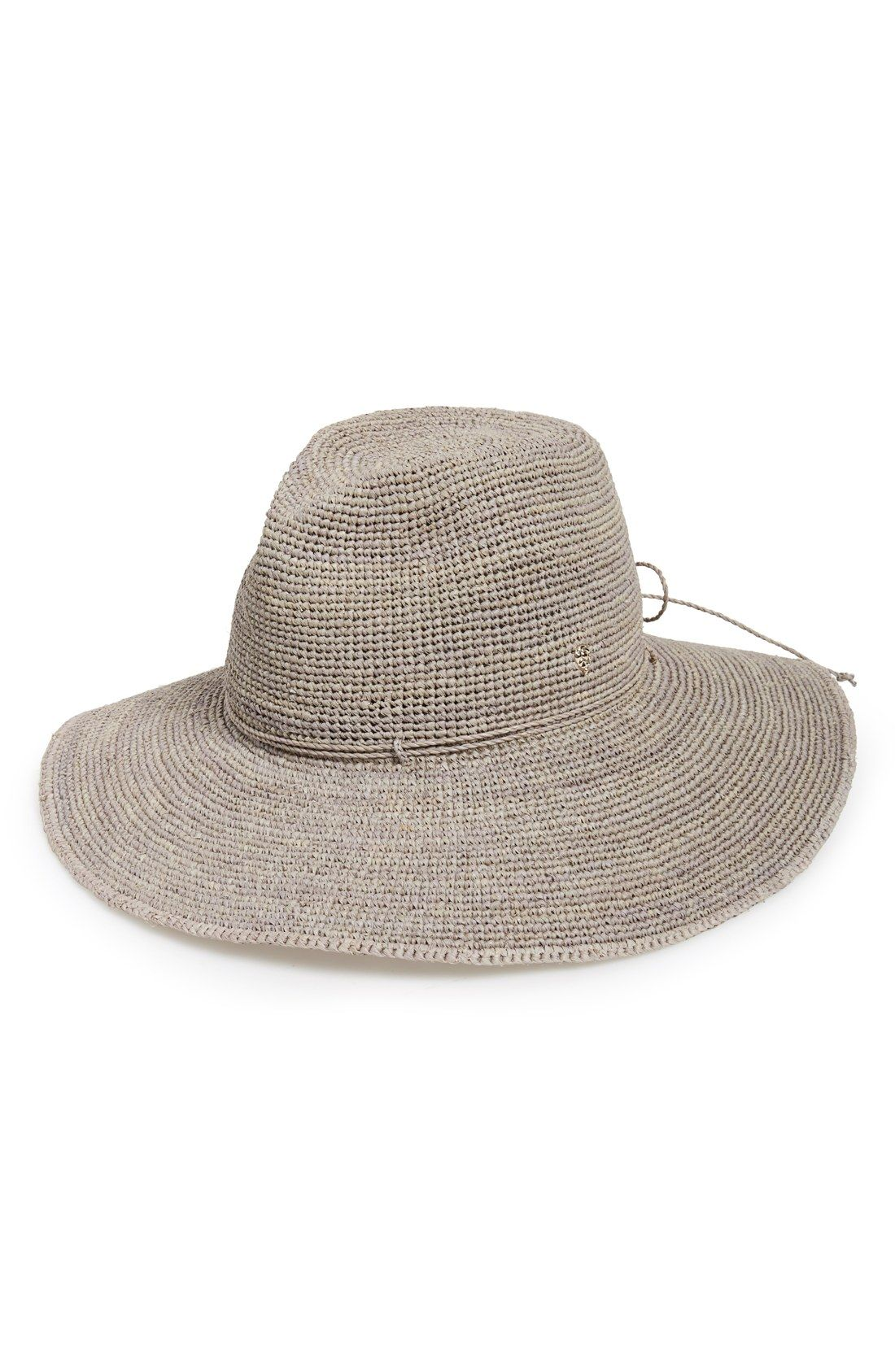 Helen Kaminski Raffia Crochet Packable Sun Hat | HATS \\\\ IDEAS ...