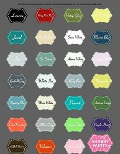 Waverly Chalk Paint Google Search Shabby Paints Colors Shabby Paints Shabby Chic Painting