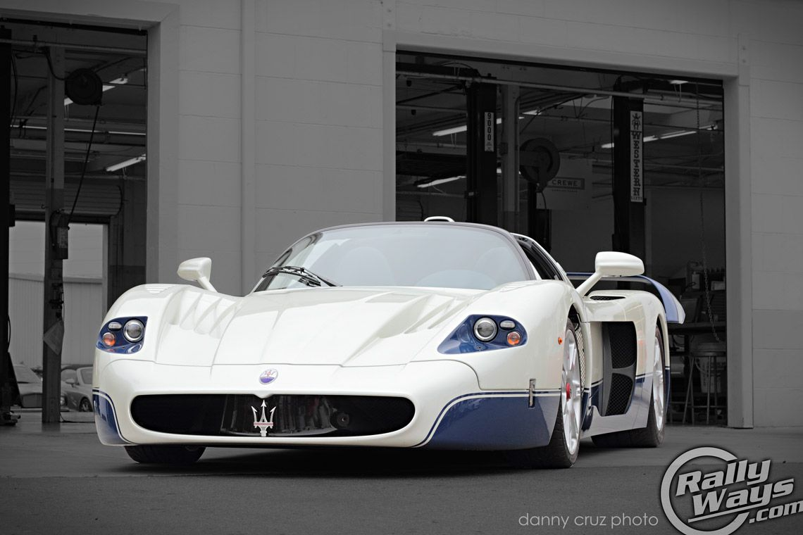 ultra rare maserati mc12 hyper car this car is 1 of only 50 ever rh pinterest com