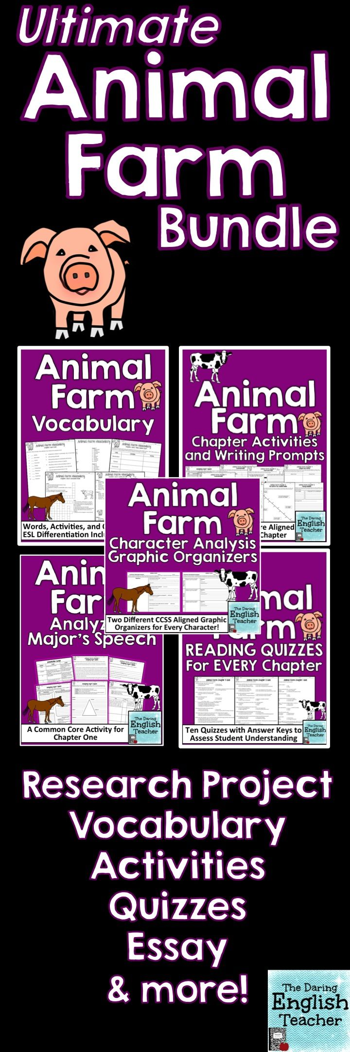 animal farm essay about power Study guide of animal farm by george orwell  in his power to help animal farm  discuss in answering this essay question are the speech that old major makes at.