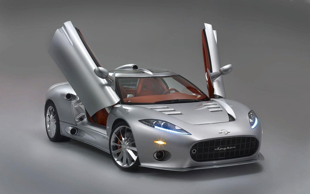 spyker c8 aileron cars motorcycles and roads cars dream cars rh pinterest com