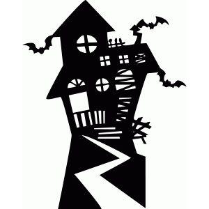 halloween glasses cricut halloween halloween window silhouettes rh pinterest com
