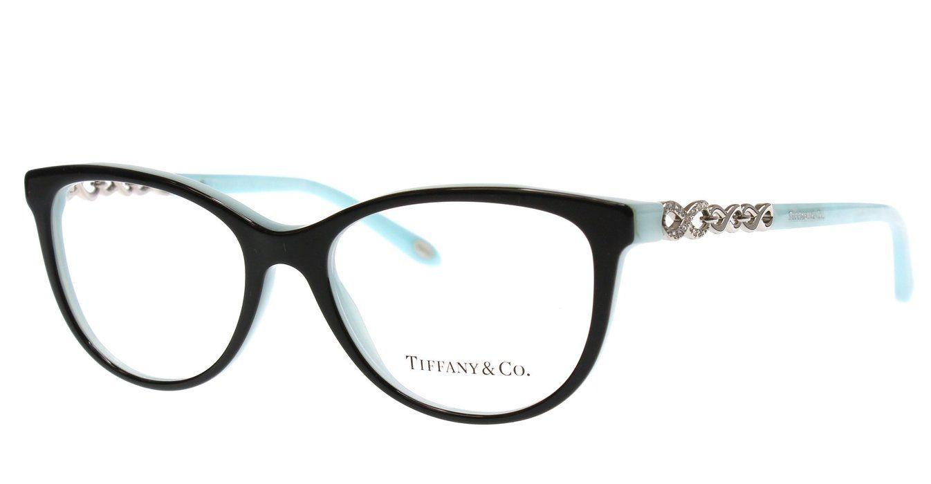 6a9b5e0e24f Eyeglasses Tiffany TF 2120B 8055 BLACK BLUE