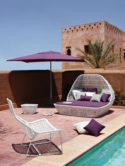 Terrace Outdoor Living proudly presents the 'Kettal Maia ...