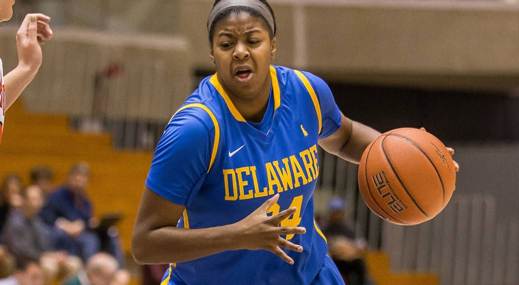 University of Delaware Women's Basketball Falls in Heartbreaking Fashion to CAA Newcomer College of Charleston, 68-66